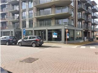 Surface commerciale à vendre Sint-Idesbald (RAQ11043)