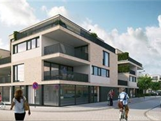 Commerce building for sale Aalst (RAN27655)