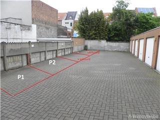 Parking à louer Gand (RAJ11443)