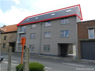 Flat - Apartment for rent Langemark-Poelkapelle (RAQ00600)