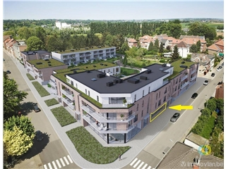 Commerce building for sale Strombeek-Bever (RAJ52669)
