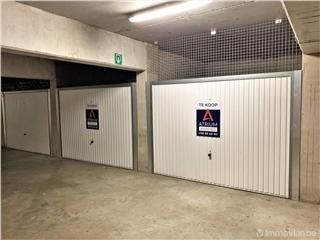 Garage à vendre Nieuwpoort (RAO17107)