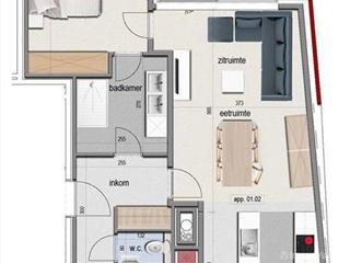 Flat - Apartment for sale Vlamertinge (RAN87576)