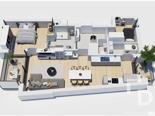 Appartement à vendre Vlamertinge (RAN87577)