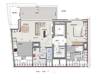 Flat - Apartment for sale Vlamertinge (RAN87579)
