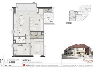 Appartement à vendre Kemmel (RAN47444)