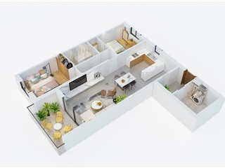 Flat - Apartment for sale Scherpenheuvel-Zichem (RAP92439)