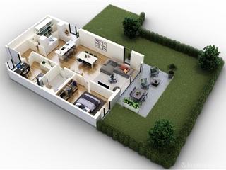 Flat - Apartment for sale Scherpenheuvel-Zichem (RAP92464)