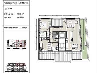 Appartement à vendre Vrasene (RAQ47215)