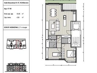 Appartement à vendre Vrasene (RAQ47208)