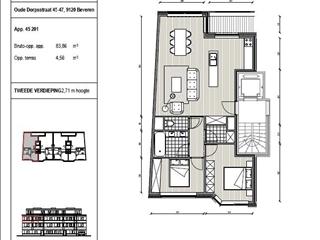 Appartement à vendre Vrasene (RAQ47210)