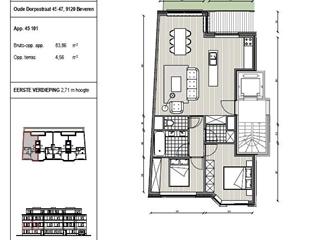 Appartement à vendre Vrasene (RAQ47206)