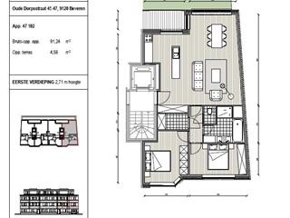 Appartement à vendre Vrasene (RAQ47209)