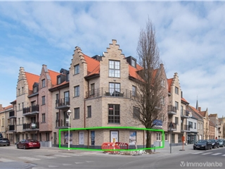 Business surface for rent Nieuwpoort (RAW47527)