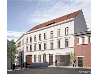 Flat - Apartment for sale Ronse (RAQ16610)
