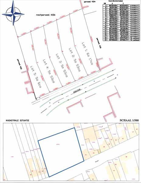 Development site in public sale Deinze (RAH59280)