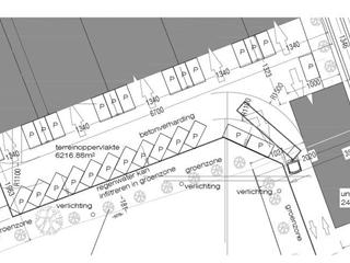 Surface industrielle à louer Roeselare (RAU34008)