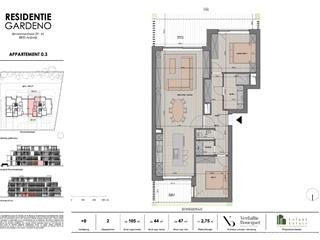 Appartement à vendre Ardooie (RAL90040)