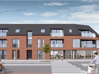 Appartement te koop Oudenaarde (RAO16914)