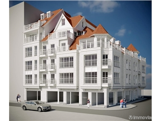 Commerce building for sale Blankenberge (RAI22390)