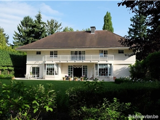 Villa for sale Ukkel (VAJ11618)