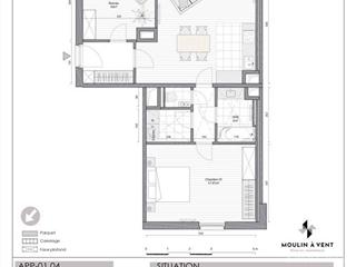 Appartement à vendre Wavre (VAP88974)