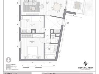 Appartement à vendre Wavre (VAP88967)