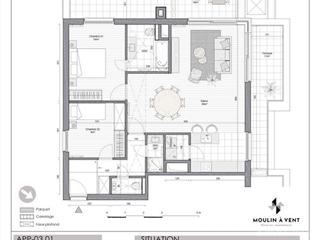 Appartement à vendre Wavre (VAP88990)