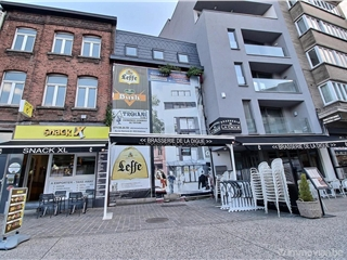 Commerce building for sale Charleroi (VAJ06276)