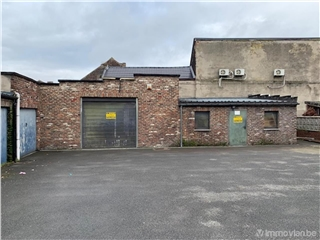 Industrial building for sale Charleroi (VAM43648)