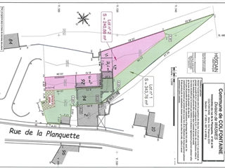 Development site for sale Colfontaine (VAL08581)