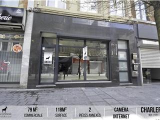 Commerce building for rent Charleroi (VAQ78099)