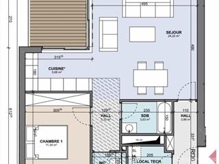 Appartement te koop Boncelles (VAM02024)