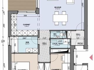 Appartement à vendre Boncelles (VAM02012)