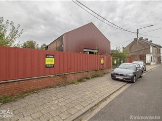 Industrial building for sale Courcelles (VAL95766)