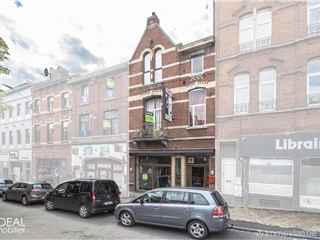 Commerce building for sale Charleroi (VAL37477)