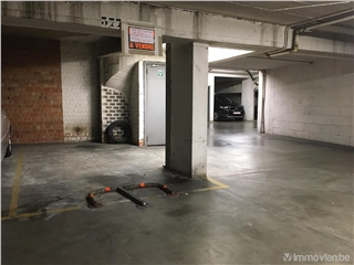 Parking for sale Brussels (VAJ90032)