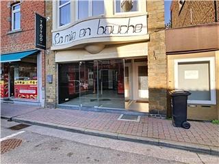 Commerce building for rent Hamoir (VAM06018)