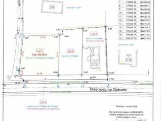 Terrain à bâtir à vendre Rotselaar (RAP78635)