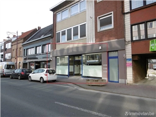Commerce building for rent Leuze-en-Hainaut (VAJ76671)