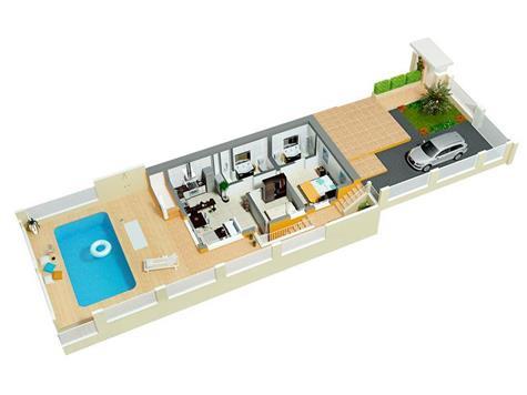 Flat for sale - 03710 Calp (Spain) (VAC65110)