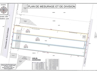 Land for sale Chièvres (VAL65285)