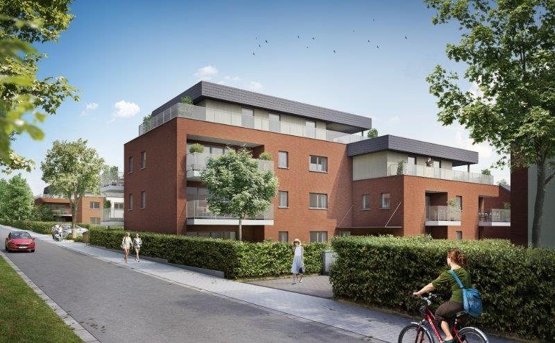 Appartement à vendre Bouge (VAH02993)