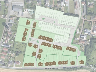 Development site for sale Anderlues (VAK96379)