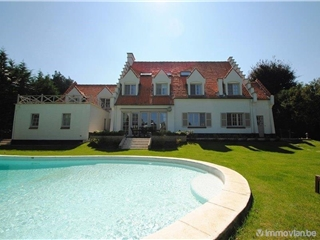 Villa for sale Oudergem (VAL25098)