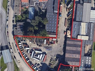 Industrial building for sale Merksem (RAP58336)